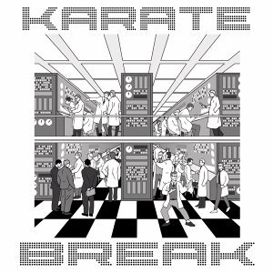 Karate Break Artist photo