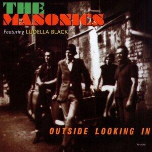 The Masonics and Ludella Black Artist photo