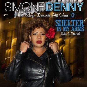 Simone Denny, The Stereo Dynamite All Stars Artist photo