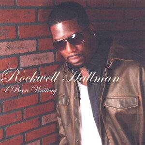 Rockwell Hallman Artist photo