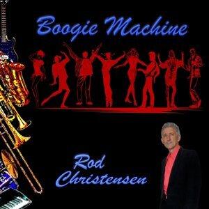 Rod Christensen Artist photo