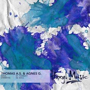 Thomas A.S. & Agnes G. Artist photo