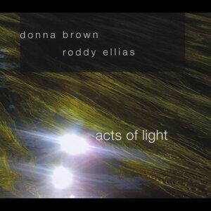 Roddy Ellias, Donna Brown Artist photo