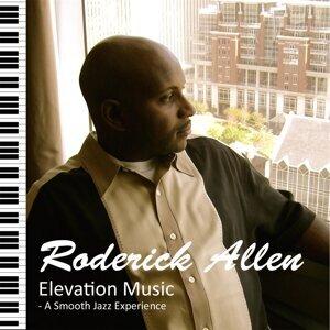 Roderick Allen Artist photo