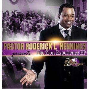 Roderick L Hennings, Zion Dominion Global Ministries Artist photo