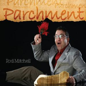 Rod Mitchell Artist photo