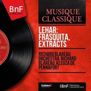 Richard Blareau Orchestra, Richard Blareau, Kleuza de Pennafort Artist photo