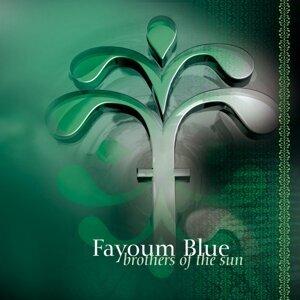 Fayoum Blue Artist photo