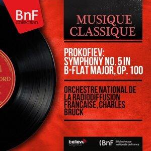 Orchestre national de la Radiodiffusion Française, Charles Bruck Artist photo