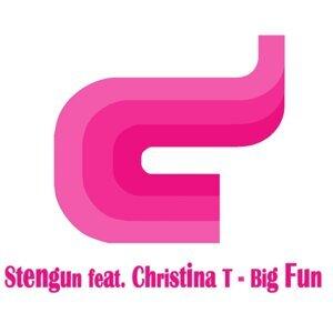 Stengun, Christina T Artist photo