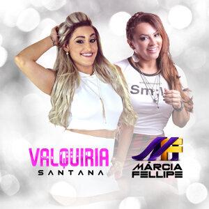 Valquiria Santana Feat. Márcia Fellipe Artist photo