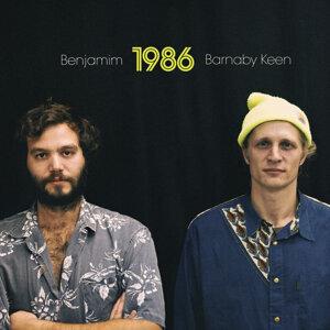 Benjamim & Barnaby Keen Artist photo