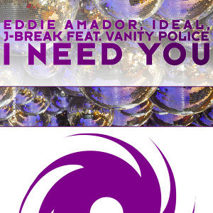 Eddie Amador, IDeaL, J-Break featuring Vanity Police 歌手頭像