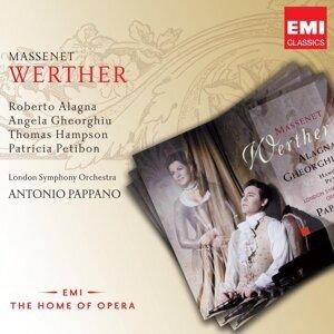 Antonio Pappano/Angela Gheorghiu/Roberto Alagna 歌手頭像