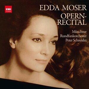 Edda Moser/Münchner Rundfunkorchester/Peter Schneider 歌手頭像