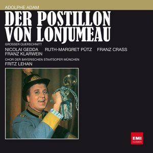 Nicolai Gedda/Ruth-Margret Pütz/Franz Crass/Fritz Lehan 歌手頭像