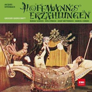 Rudolf Schock/Rita Streich /Josef Metternich/Marcel Cordes 歌手頭像