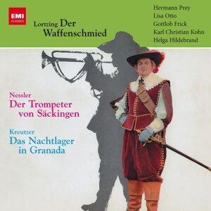 Hermann Prey/Gottlob Frick/Lisa Otto 歌手頭像