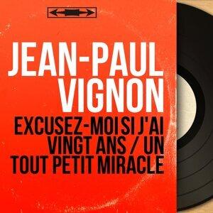 Jean-Paul Vignon 歌手頭像
