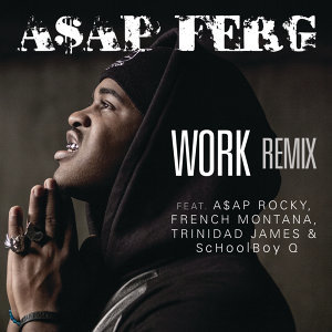 A$AP Ferg featuring A$AP Rocky, French Montana, Trinidad James & Schoolboy Q 歌手頭像