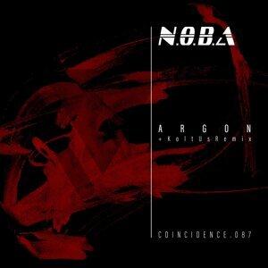 N.o.b.a. 歌手頭像