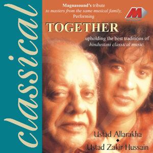 Ustad Alla Rakha & Ustad Zakir Hussain 歌手頭像