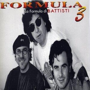 Formula 3 歌手頭像