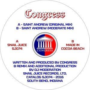 Congress 歌手頭像
