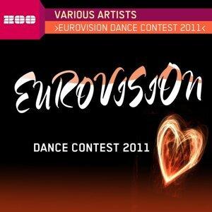 Eurovision Dance Contest 2011 歌手頭像