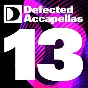 Defected Accapellas Volume 13 歌手頭像