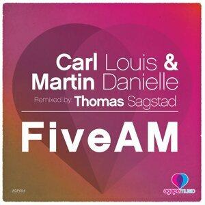 Carl Louis & Martin Danielle