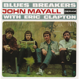 John Mayall,The Bluesbreakers,Eric Clapton
