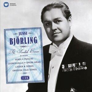 Jussi Björling (畢約林) 歌手頭像