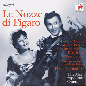 Erich Leinsdorf; Cesare Siepi, Roberta Peters 歌手頭像