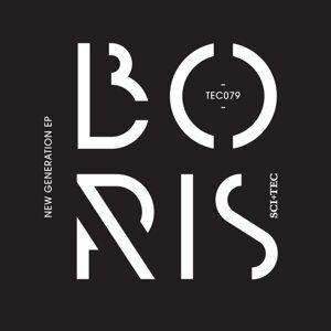 DJ Boris 歌手頭像