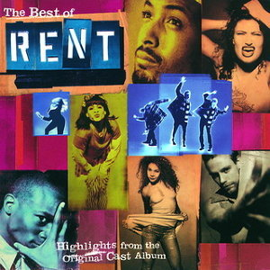 Original Broadway Cast Rent アーティスト写真
