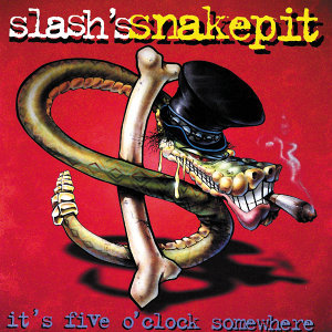 Slash's Snakepit (槍與瑰之史萊許) 歌手頭像