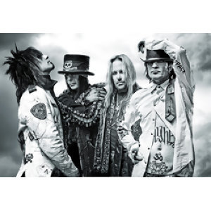 Motley Crue Artist photo