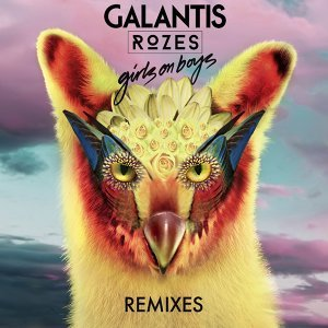 Galantis & ROZES Artist photo
