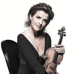 Anne-Sophie Mutter (安蘇菲慕特)