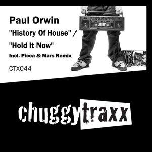 Paul Orwin 歌手頭像