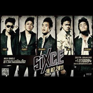 ซิก ซี.อี. (SIX C.E.) 歌手頭像