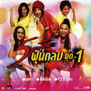 5 สาวฝุ่นตลบ (5 Sawfoontalob) 歌手頭像