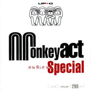 มังกี้ แอ็ค (Monkey Act) 歌手頭像