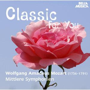 Salzburger Mozart-Solisten, Philharmonia Hungarica, Slowakische Staatsphilharmonie 歌手頭像