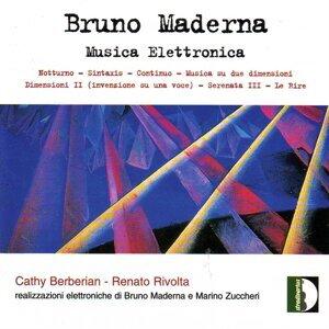Bruno Maderna 歌手頭像