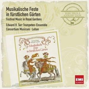Edward H. Tarr/Consortium Musicum 歌手頭像
