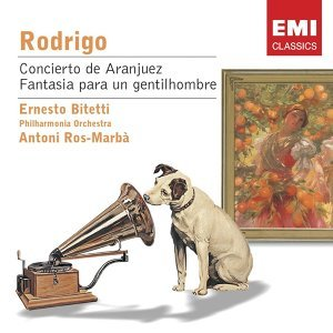 Ernesto Bitetti/Philharmonia Orchestra/Antoni Ros Marbá 歌手頭像