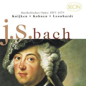 Gustav Leonhardt, Barthold Kuijken, Sigiswald Kuijken, Marie Leonhardt, Wieland Kuijken, Robert Kohnen 歌手頭像