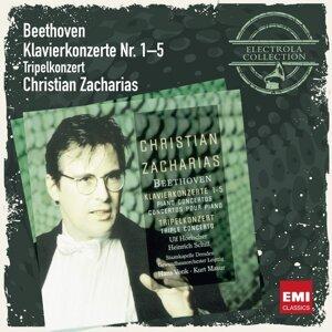 Christian Zacharias/Ulf Hoelscher/Heinrich Schiff/Staatskapelle Dresden/Gewandhausorchester Leipzig/Hans Vonk/Kurt Masur 歌手頭像